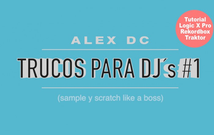 tutorial dj trucos