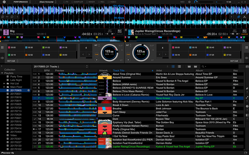 REKORDBOX DJ Y MEJORES PROGRAMAS PARA PINCHAR