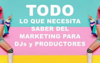 marketing DJ y Productores