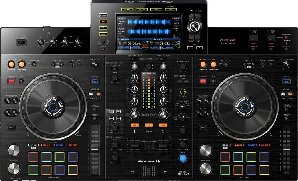 mejor controlador dj con USB