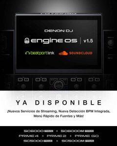 engine dj denon